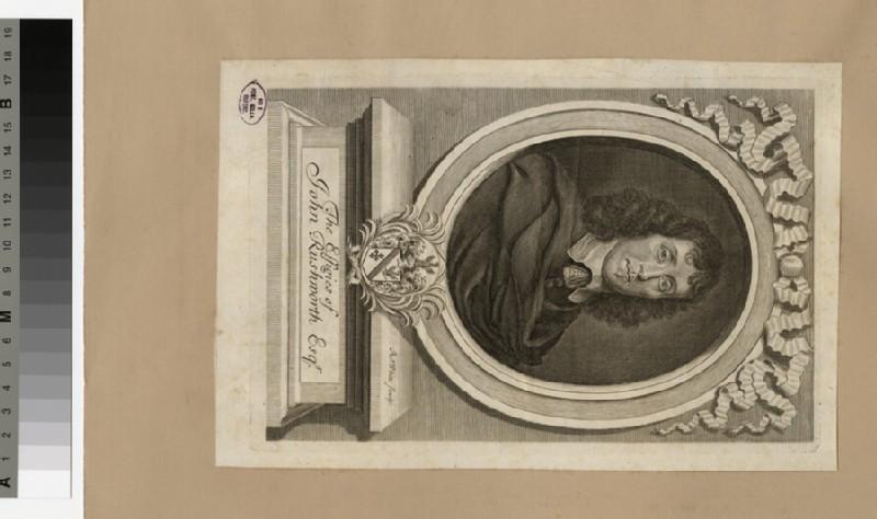 Portrait of J. Rushworth