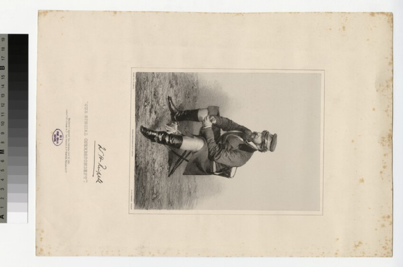 Portrait of W. H. Russell (WAHP32564)