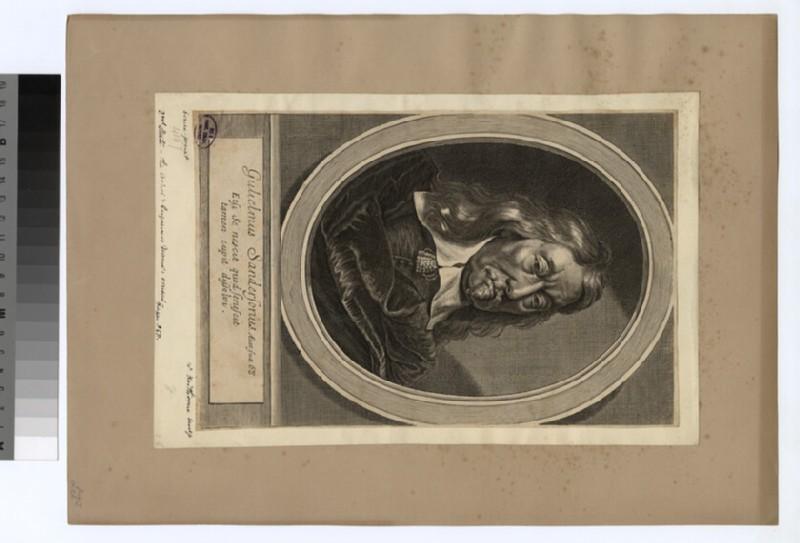 Portrait of W. Sanderson