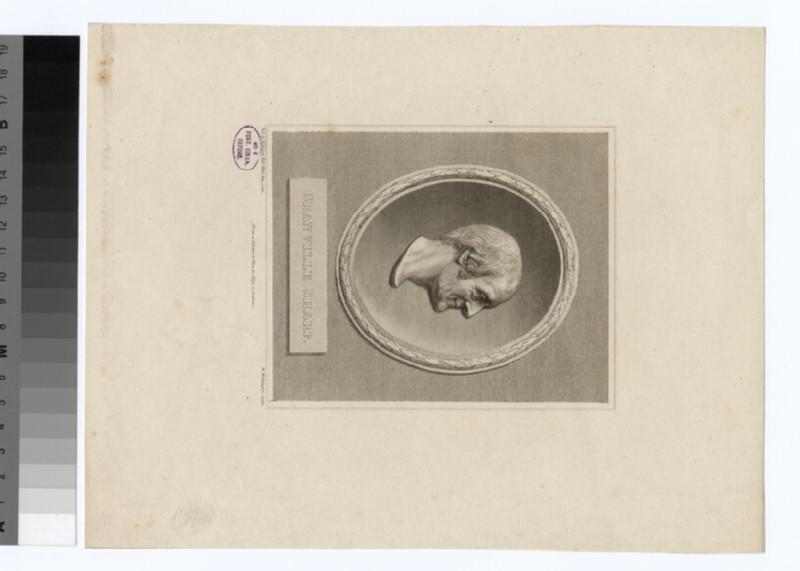 Portrait of G. Sharp (WAHP32706)