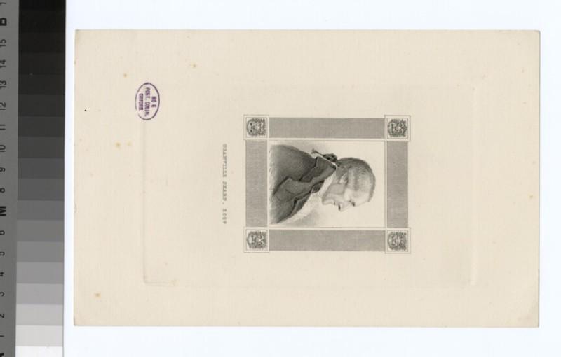 Portrait of G. Sharp (WAHP32707)
