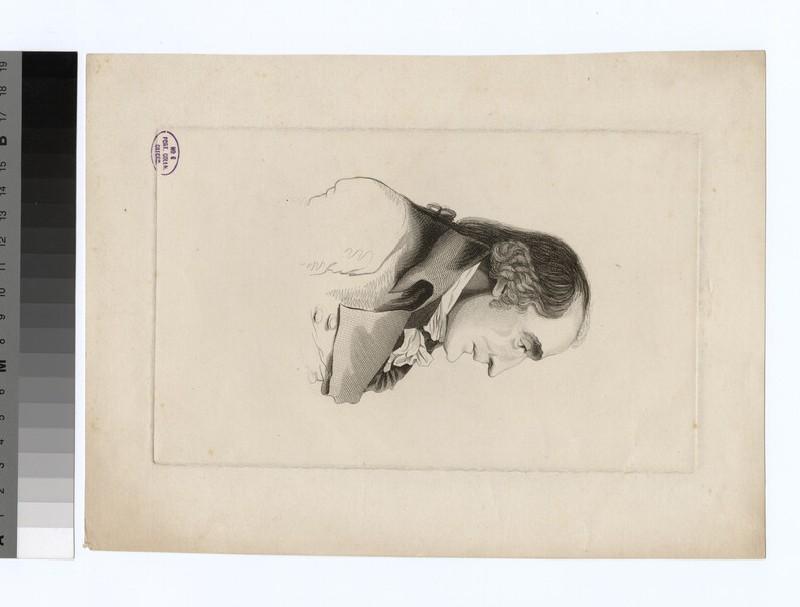 Portrait of G. Sharp (WAHP32711)