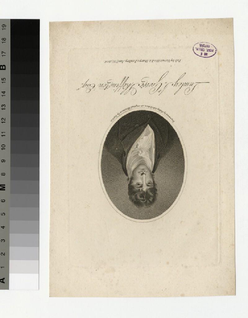 Portrait of L.St G. Skeffington