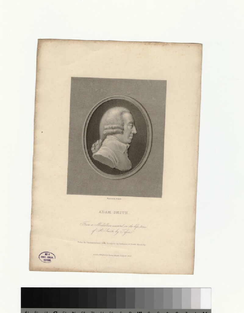 Portrait of A. Smith (WAHP32794)