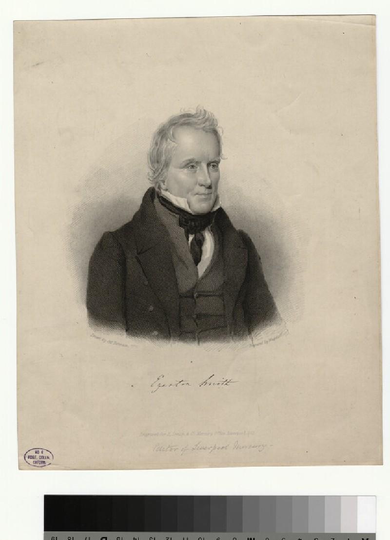 Portrait of E. Smith