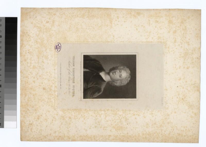 Portrait of W. Somerville