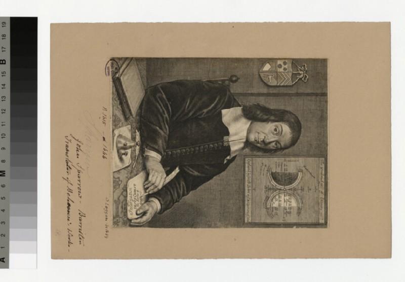 Portrait of John Sparrow