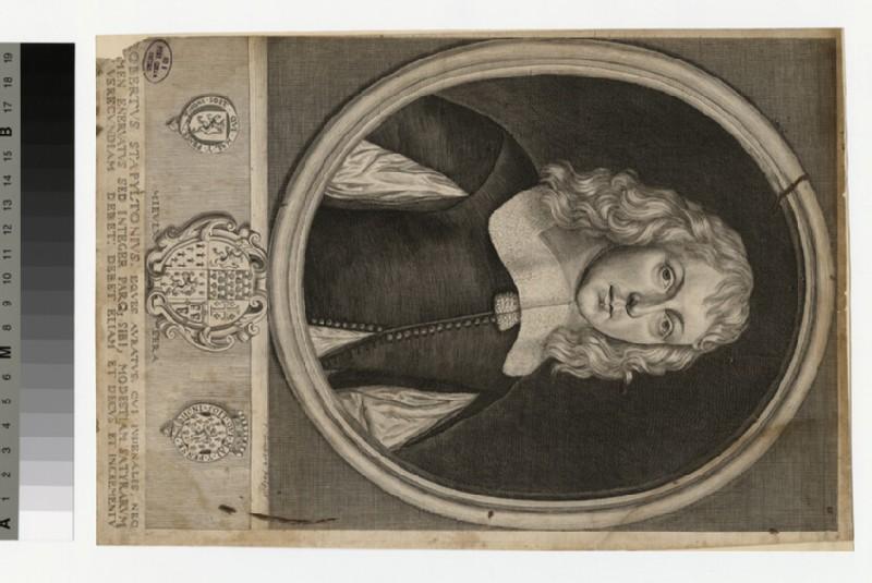 Portrait of Stapylton