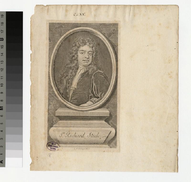 Portrait of R. Steele