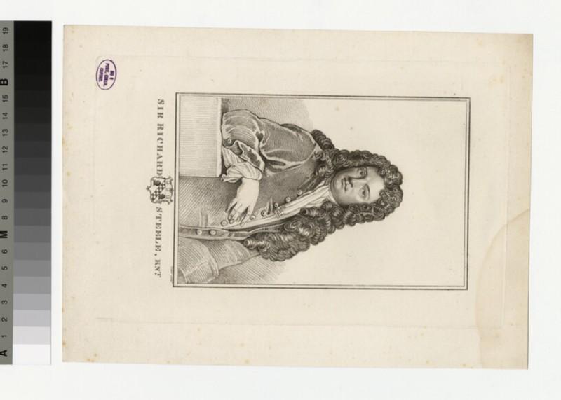 Portrait of R. Steele (WAHP32905)