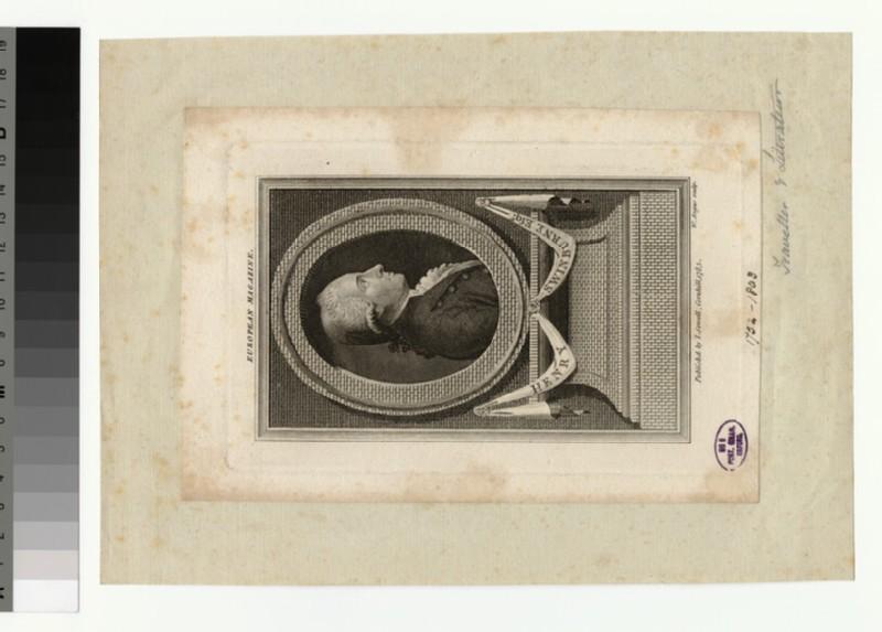 Portrait of H. Swinburne (WAHP32975)