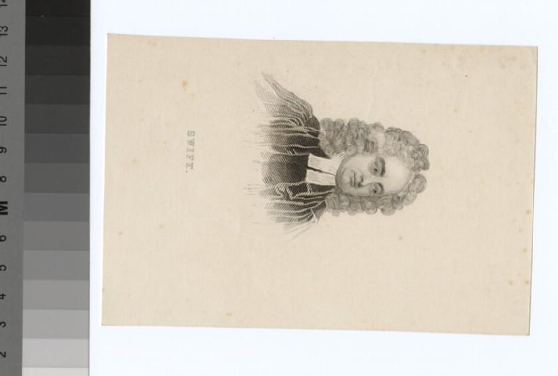 Portrait of J. Swift (WAHP33008)