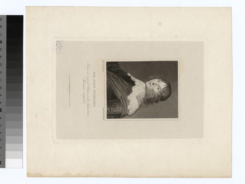 Portrait of J. Suckling