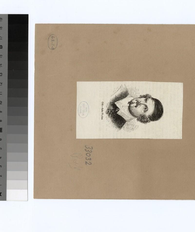 Portrait of J. Taylor