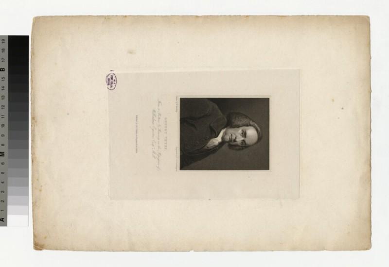 Portrait of R. Thyer