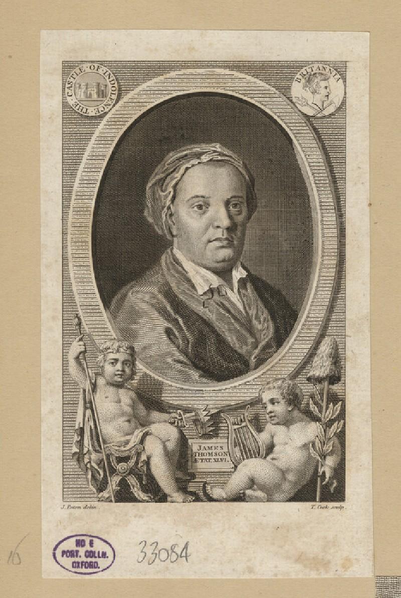Portrait of J. Thomson (WAHP33084)