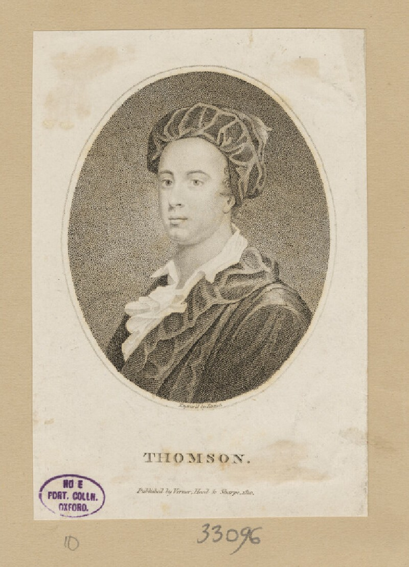 Portrait of J. Thomson (WAHP33096)