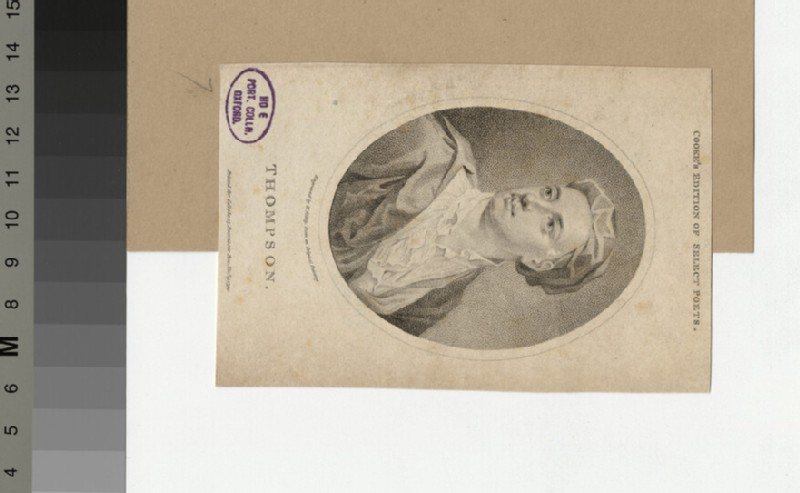 Portrait of J. Thomson (WAHP33104)