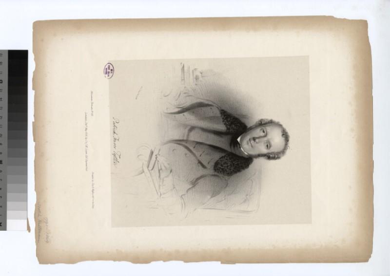 Portrait of P. F. Tytler