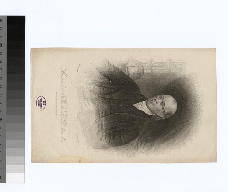 Portrait of A. Tilloch