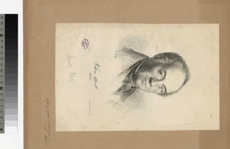 Portrait of W. Upcott