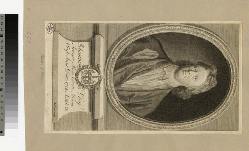 Portrait of John Urry