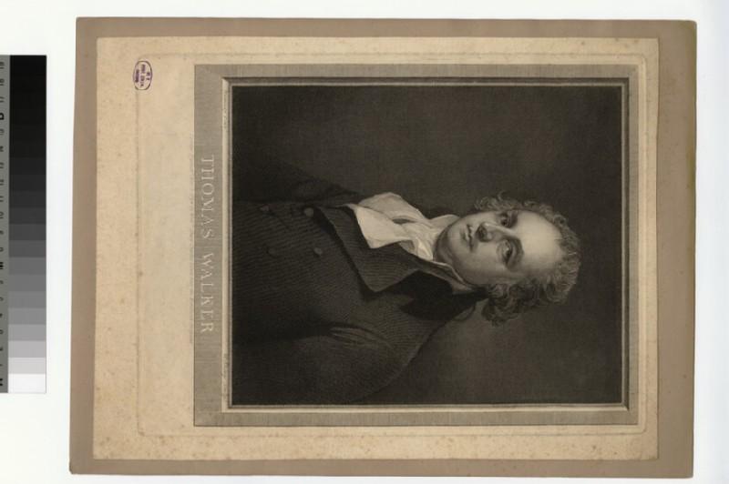 Portrait of T. Walker