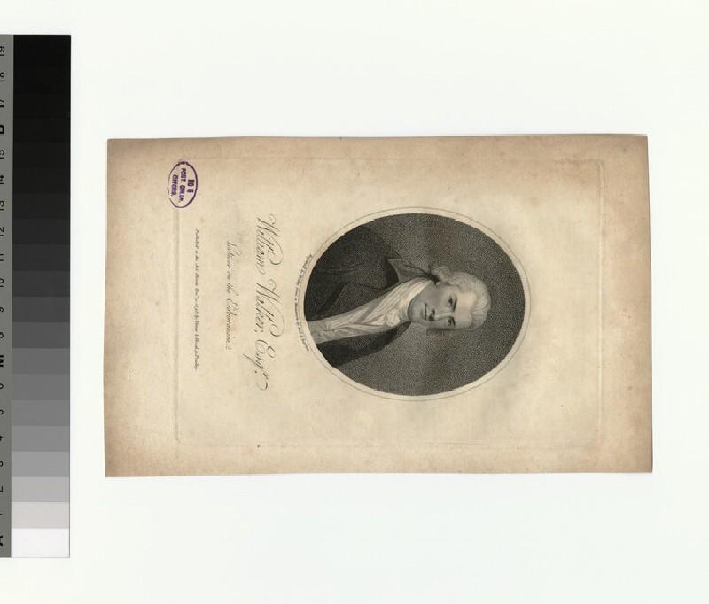 Portrait of W. Walker