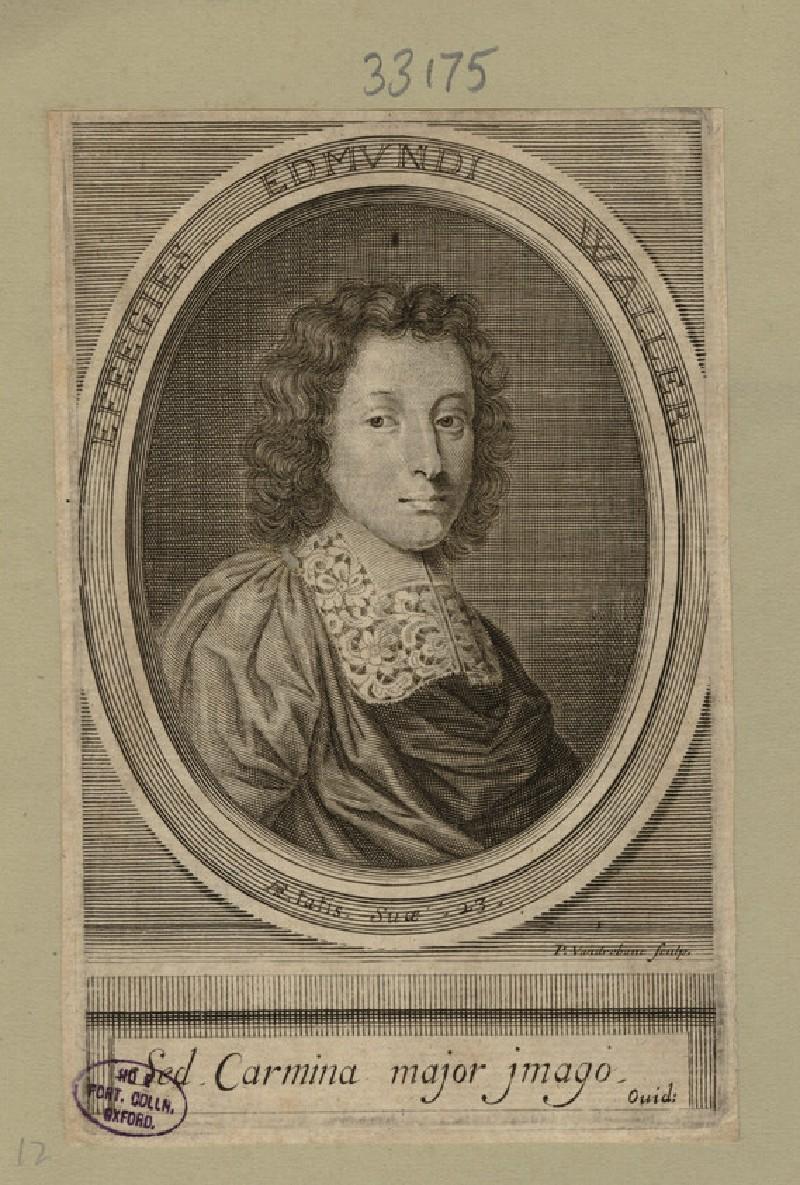 Portrait of E. Waller (WAHP33175)