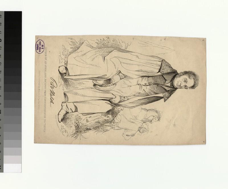 Portrait of R. Walsh