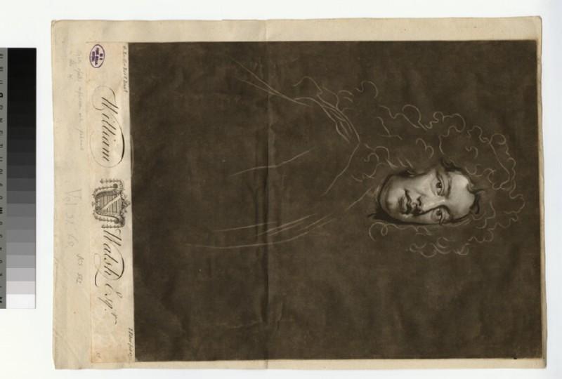 Portrait of W. Walsh
