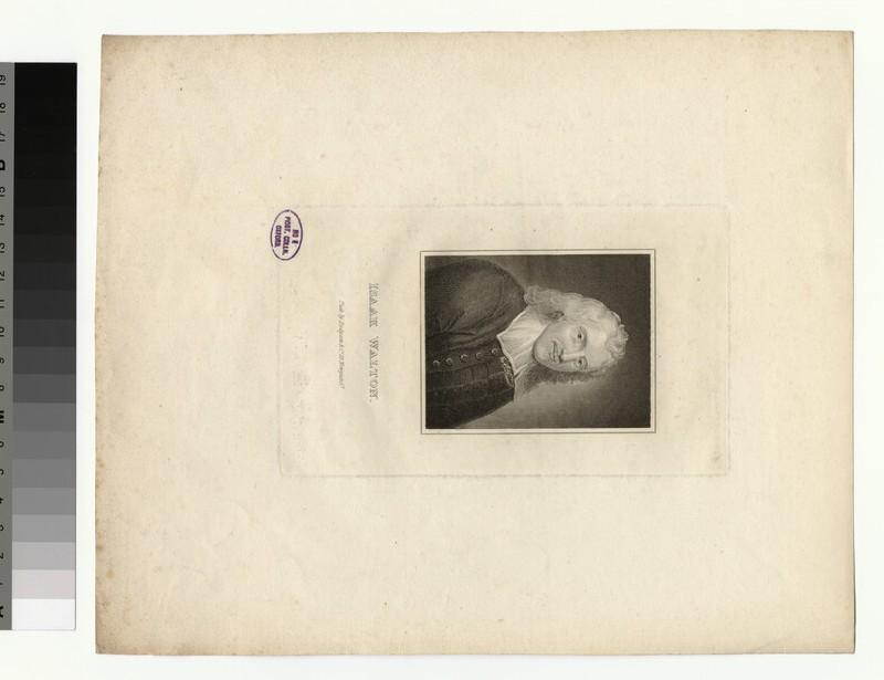 Portrait of I. Walton (WAHP33189)