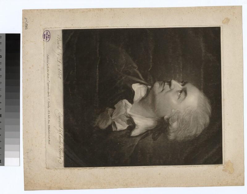 Portrait of D. Webb