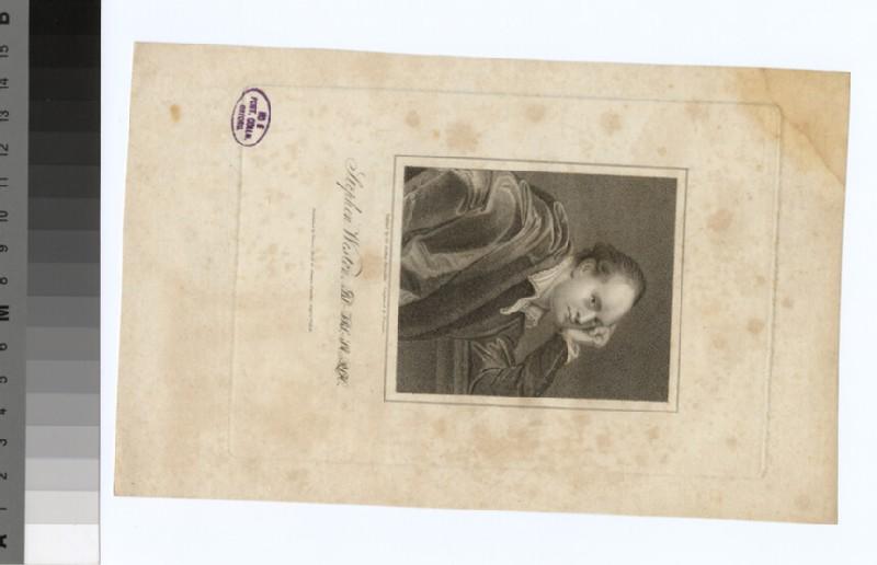 Portrait of S. Weston (WAHP33236)