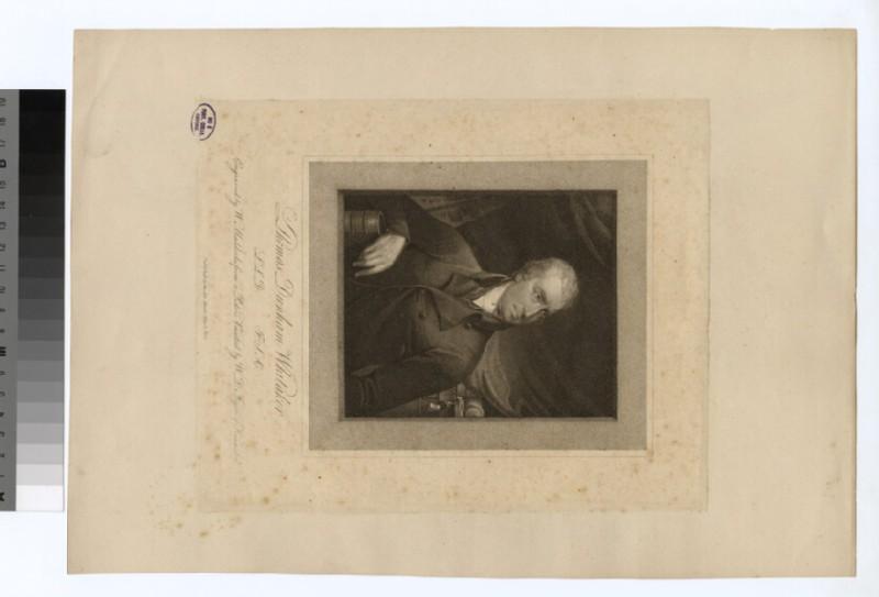 Portrait of T. D. Whitaker