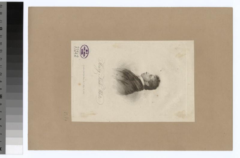 Portrait of H. K. White