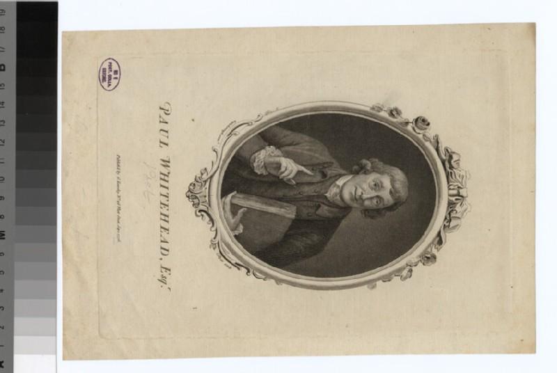 Portrait of P. Whitehead