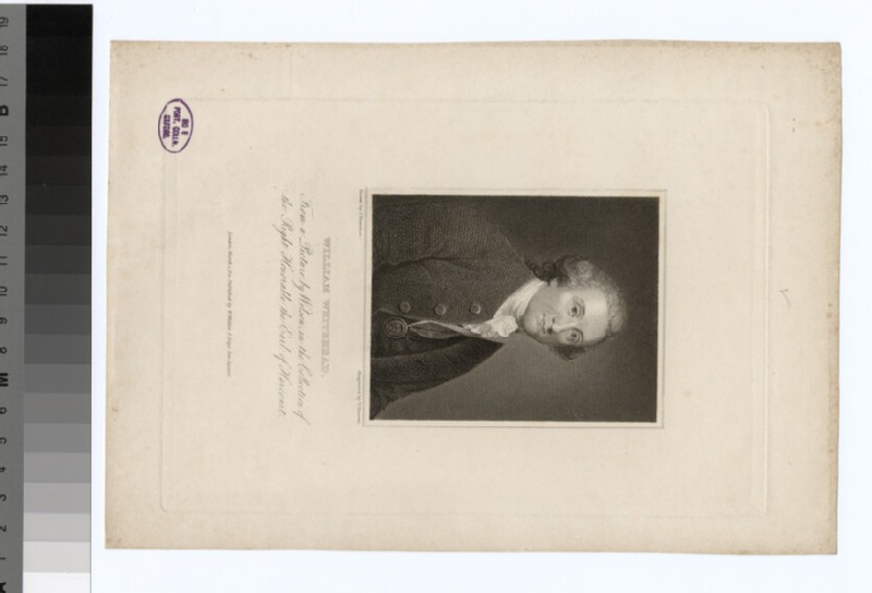 Portrait of W. Whitehead (WAHP33255)