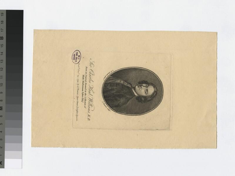 Portrait of C. H. Williams