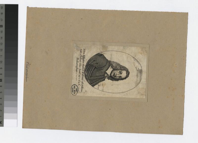Portrait of W. Williams (WAHP33271)