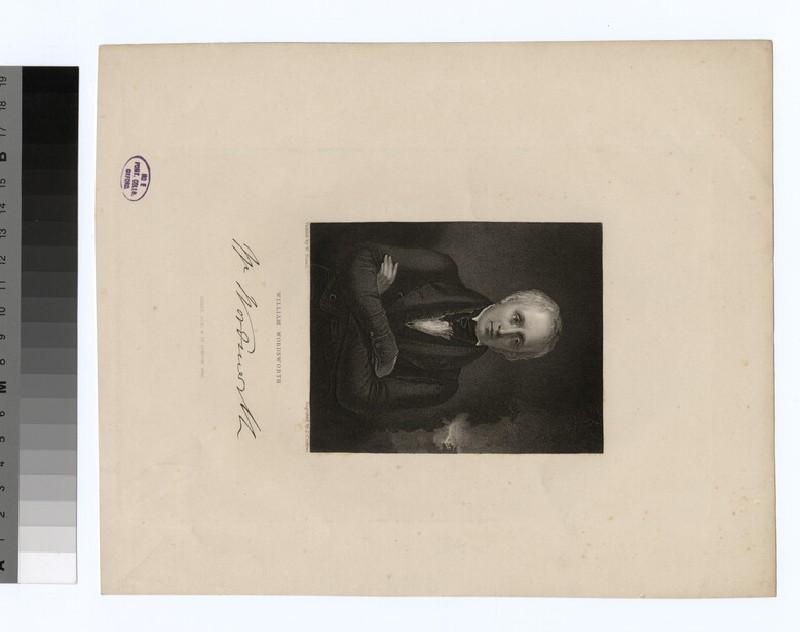 Portrait of W. Wordsworth