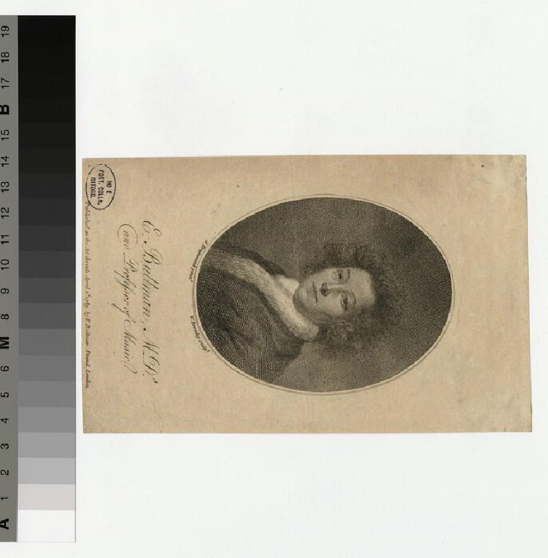 Portrait of E. Bullman