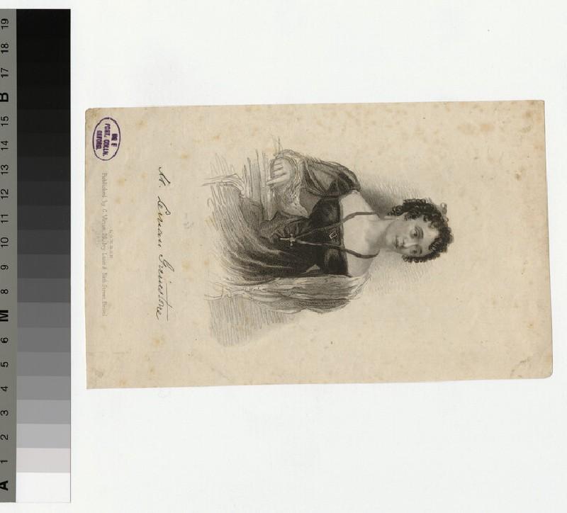 Portrait of L. Grimstone
