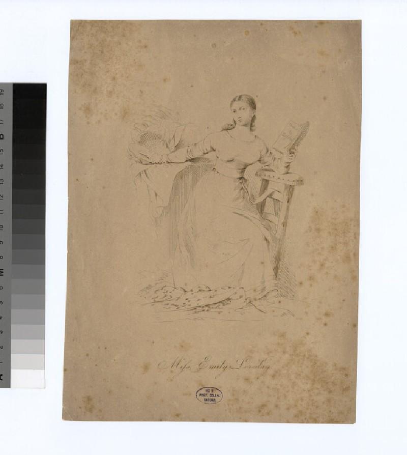 Portrait of Emily Loveday