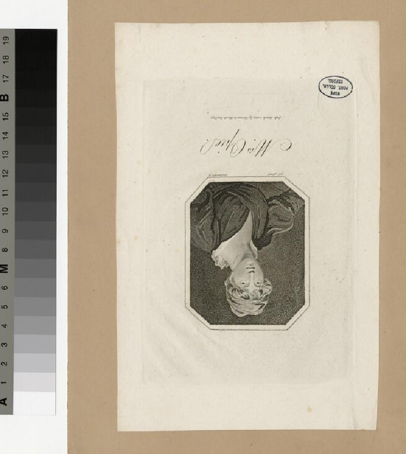 Portrait of Mrs Opie (WAHP33517)