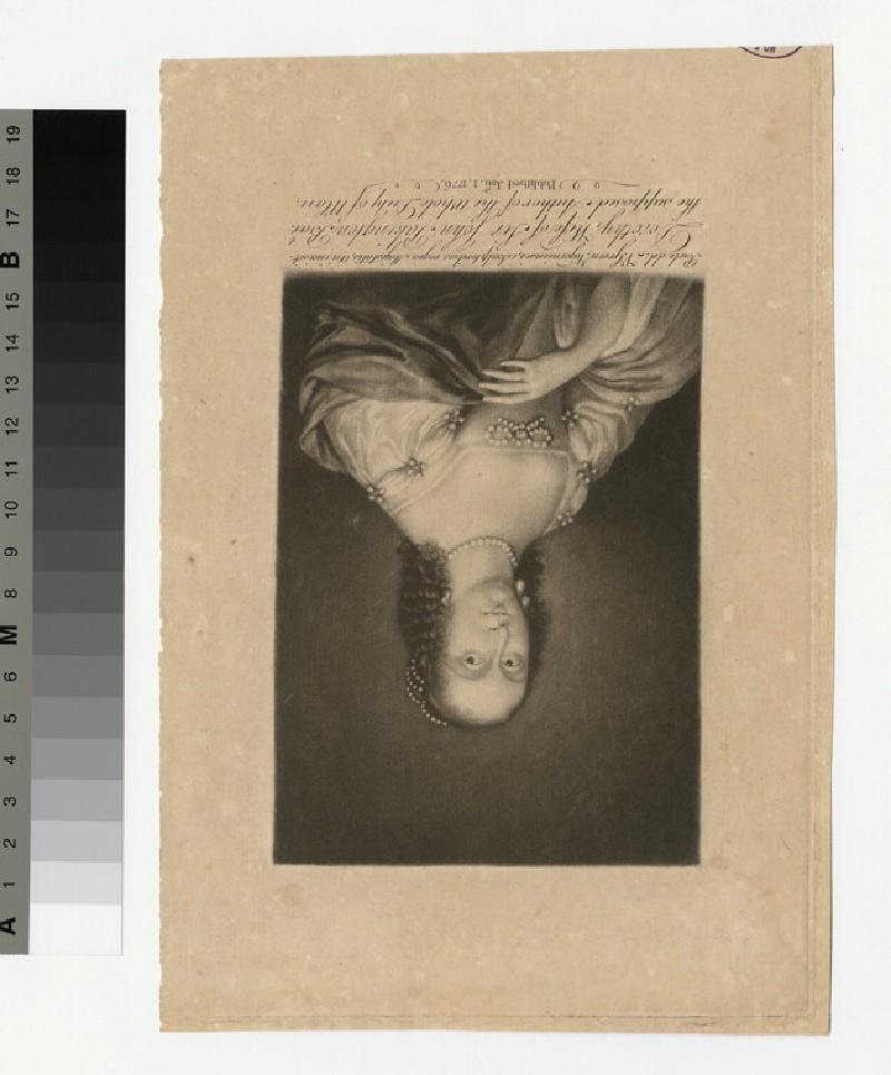 Portrait of Lady Pakington