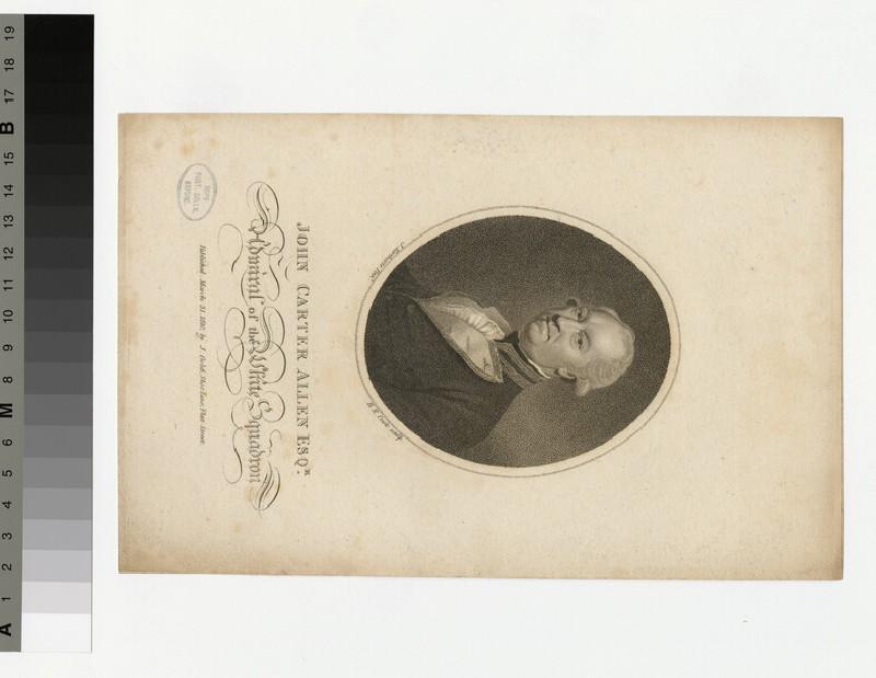 Portrait of J. C. Allen