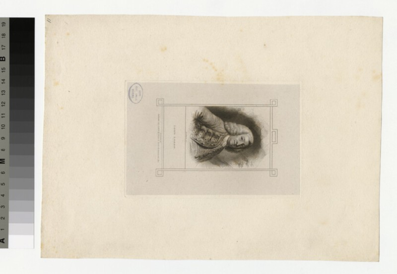 Portrait of G. Anson (WAHP33643)