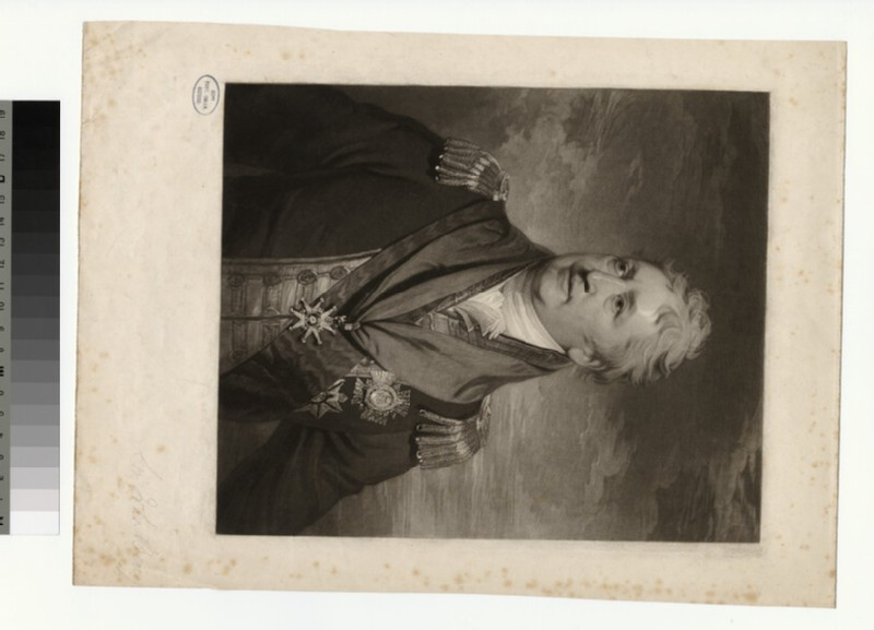 Portrait of J. P. Beresford