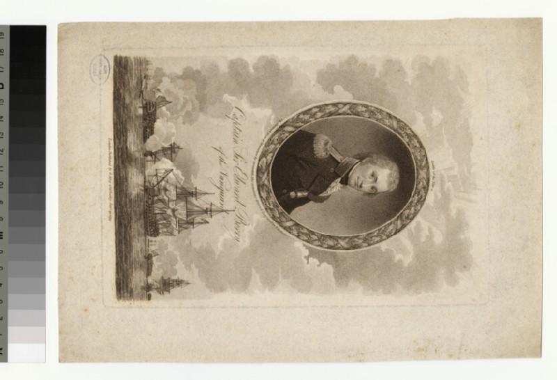 Portrait of E. Berry